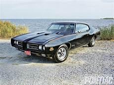 1969 Pontiac Gto Judge Rod Network
