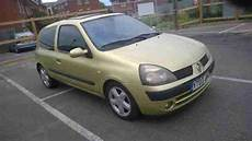 clio 3 diesel 2003 03 renault clio 1 5 dci 3dr hatchback diesel manual car for sale