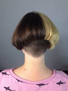219 best buzzed nape bobs images on pinterest bob hairs bob hair cuts and bobs