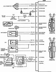 Graphic Diagram Wire Chevy S10