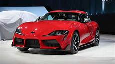 images of 2020 toyota supra 2020 toyota supra revealed in detroit starts at 163 52 695 in uk