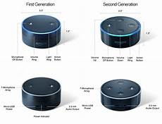 All New 2nd Generation Echo Dot Now Available For 49 99