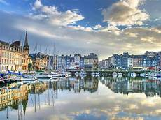Breaks In From Nantes And Menton To Honfleur