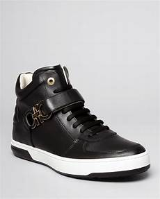 salvatore ferragamo nayon high top sneakers bloomingdale s