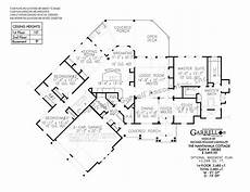 nantahala house plan nantahala cottage 08085 2685 garrell associates inc