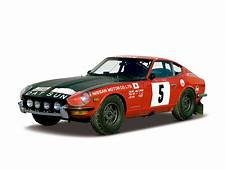 Nissan Fairlady S30 240Z Group 4 1970  Racing Cars