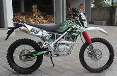 Modifikasi Klx 150 Adventure by Black Oval Modifikasi Kawasaki Klx 150 Adventure