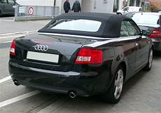 File Audi A4 B6 Cabrio Rear 20071102 Jpg