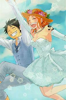 luffy x nami wedding tony chopper ruffy