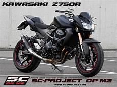 Kawasaki Z750 Review And Photos