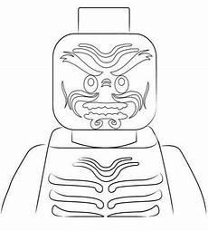 ninjago lord garmadon coloring geburtstag