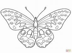 Malvorlage Schmetterling A4 Butterfly Coloring Page Free Printable Coloring Pages