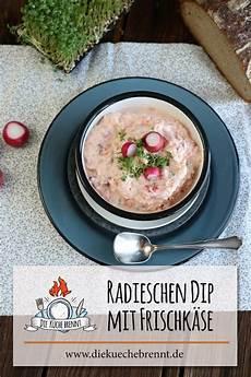 Dips Zum Grillen Mit Frischkäse Radieschen Dip Rezept Mit Frischk 228 Se Zum Grillen Oder