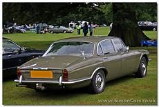 Jaguar Xj Series Ii 1976 42 Most Saloons Were