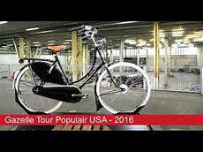 gazelle tour populair usa 2016 doppelrohr