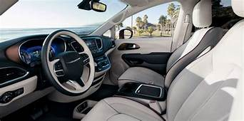 Not Your Mother's Minivan Inside The All New 2018