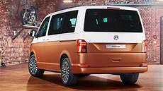 Vw T6 1 World Premiere Of The New Volkswagen Transporter