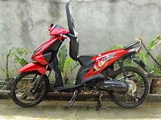 Beat Lama Modif by Foto Modifikasi Motor Beat Fi Modifikasi Yamah Nmax