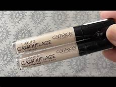 Catrice Liquid Camouflage - catrice camouflage concealer preview neues sortiment