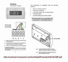honeywell heat only wiring diagram heat only thermostat wiring diagram wiring diagram and schematic diagram images