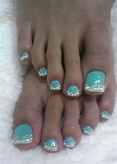 10 winter toe nail art designs ideas trends stickers