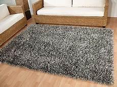 Hochflor Teppich Grau - teppich hellgrau hochflor haus deko ideen