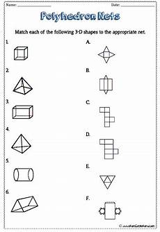 geometry nets worksheets 823 nets matching png 399 215 580 shapes worksheets free printable worksheets math projects