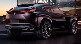 New Lexus UX Crossover Concept Officially Announced For