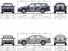 2015 Volkswagen Passat Dimensions Hd Wallpaper 108