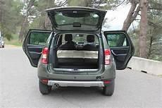 Galerie Dacia Duster Facelift Kofferraum Bilder Und Fotos