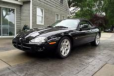 2000 Jaguar Xk8 Convertible 196748