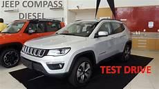 jeep compass test test drive jeep compass diesel