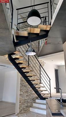 metal design lorient escalier limon central mod 232 le quot le fameux quot tecametal