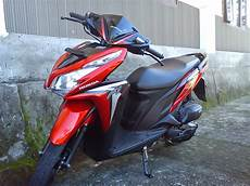 Modifikasi Vario Techno 125 by Modifikasi Standar Vario Techno 125 Thecitycyclist