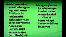 Mc Malvorlagen Bahasa Indonesia Belajar Mc Nikah Pembukaan Contoh Naskah Mc Nikah Bahasa