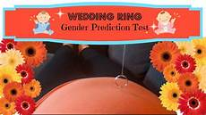 or wedding ring gender test lowis