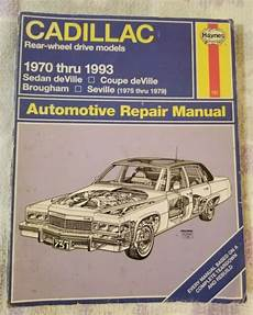 what is the best auto repair manual 1995 oldsmobile 98 spare parts catalogs haynes cadillac automotive repair manual 1970 1993 751 1995 ebay