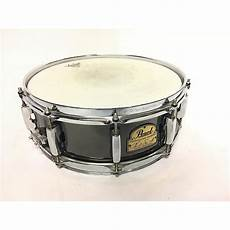 chad smith snare used pearl 5x14 chad smith snare drum guitar center