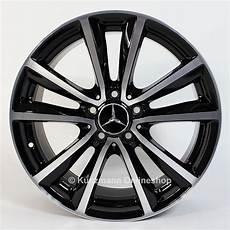mercedes felgen 18 zoll 18 inch summer complete wheels a class w176 5