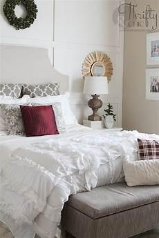 cozy christmas bedroom decorating ideas festival around the world