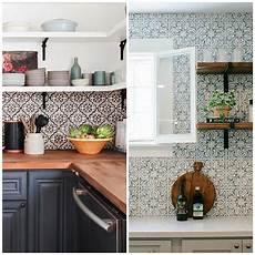 Pattern Tile Backsplash 6 varieties of kitchen backsplash tile big chill
