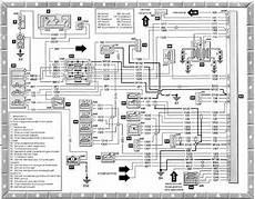 peugeot 406 wiring diagrams car electrical wiring diagram