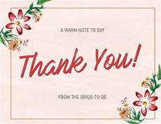 thank you card template copy of floral thank you card template postermywall