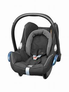 maxi cosi cabriofix 0 baby car seat black