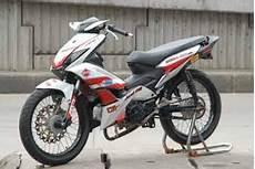 Modifikasi Motor Smash Road Race by Modifikasi Honda Blade 110r Modifikasi Motor