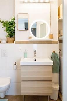 Waschbecken Kleines Bad - stauraum f 252 r ein kleines badezimmer wir zeigen euch