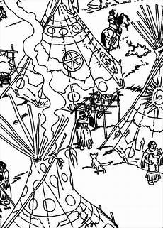 Ausmalbilder Indianer Yakari Yakari Ausmalbilder 13 Ausmalbilder Kostenlos
