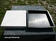 2 Formen Giessformen F 252 R Betonplatten 31x31x4 Cm Ebay