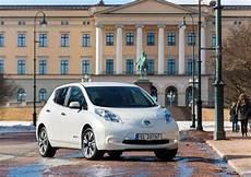 Voiture 233 Lectrique Nissan Offre 10 000 Euros D Avantages