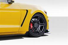 pieces ford mustang 2015 2016 ford mustang duraflex gt350 look fenders 2